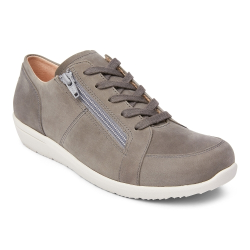 Picture of GREY NUBUCK ABIGAIL