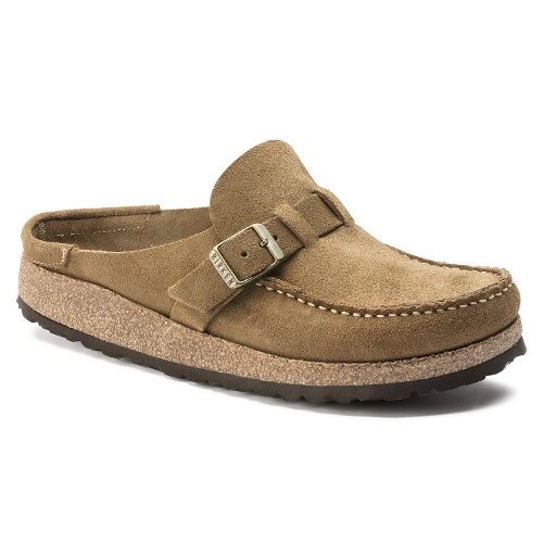 TEA SUEDE BUCKLEY