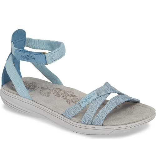 Picture of STERLING BLUE DAMAYA ANKLE