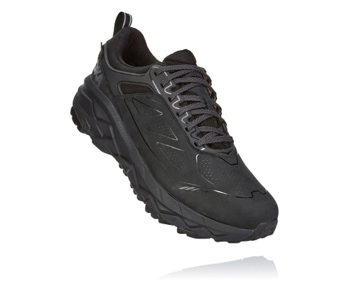 BLACK CHALLENGER LOW GORE-TEX WIDE