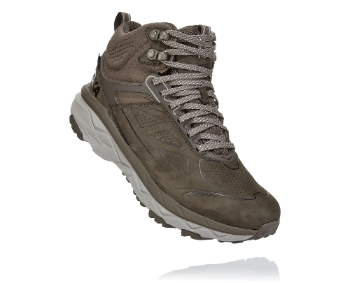 MAJOR BROWN/HEATHER CHALLENGER MID GORE-TEX