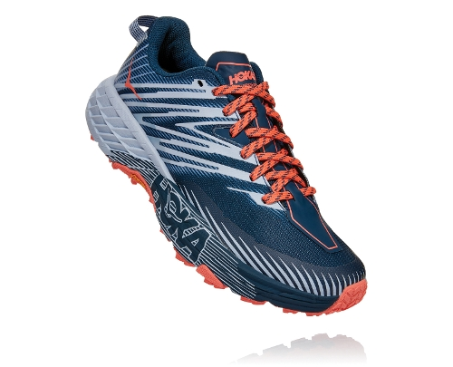 Picture of MAJOLICA BLUE/HEATHER SPEEDGOAT 4
