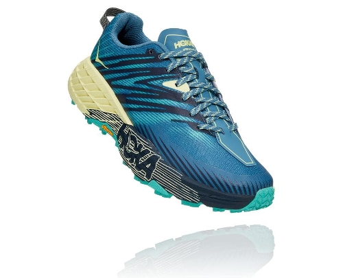 PROVINCIAL BLUE/LUMINARY GREEN SPEEDGOAT 4