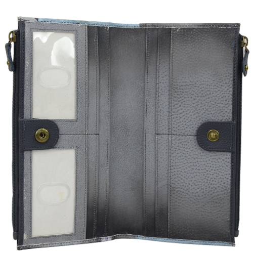 URBAN JUNGLE 2 FOLD WALLET - Perspective 3