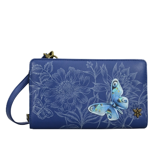 GARDEN OF DELIGHTS ORGANIZER WALLET