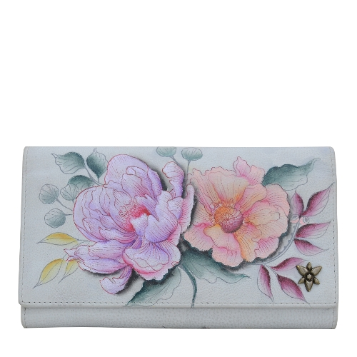 BEL FIORI TRIPLE FOLD CLUTCH WALLET