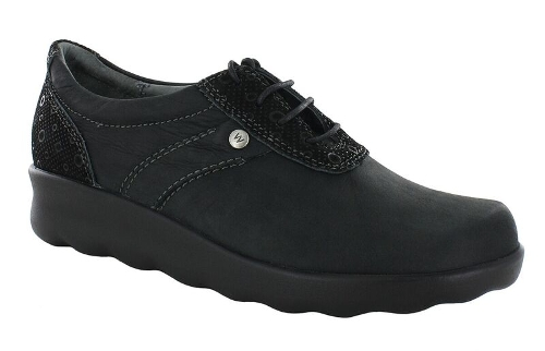 Picture of BLACK NUBUCK NIDO