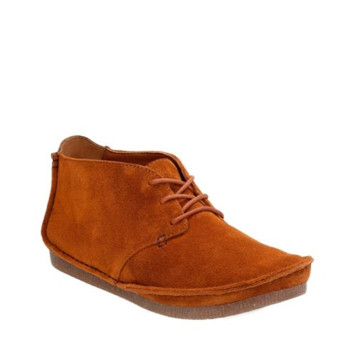 TAN SUEDE JANEY LYNN