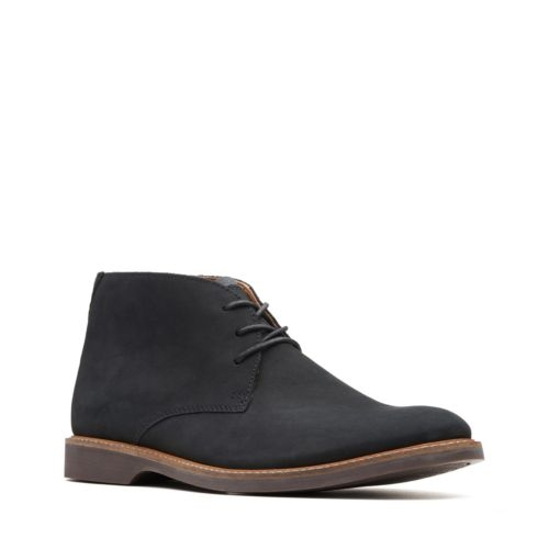 BLACK NUBUCK ATTICUS LIMIT