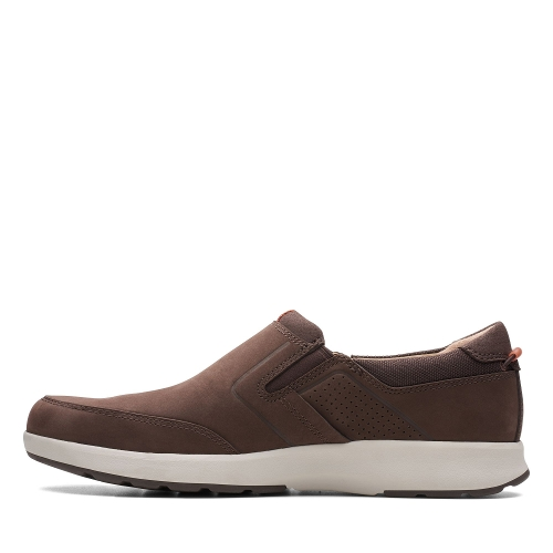 BROWN NUBUCK UN TRAIL STEP - Perspective 2