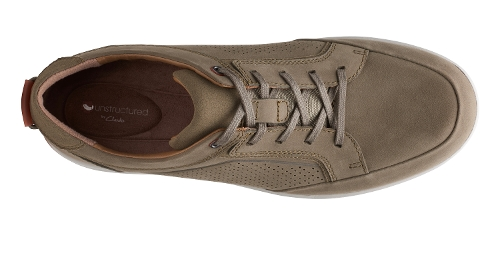 TAUPE NUBUCK UN TRAIL FORM - Perspective 3