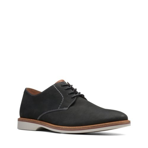 Picture of BLACK NUBUCK ATTICUS LACE