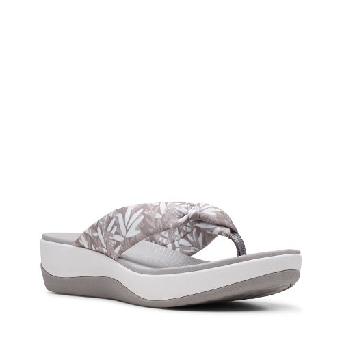 Picture of GREY / WHITE FLORAL ARLA GLISON
