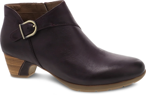 FIG BURNISHED NUBUCK DARBIE