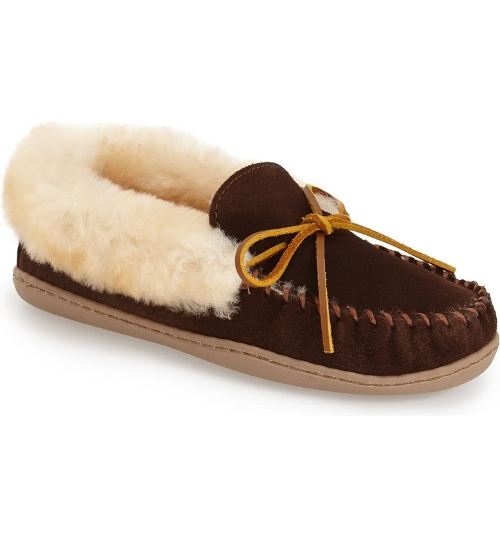 Picture of CHOCOLATE ALPINE SHEEPSKIN