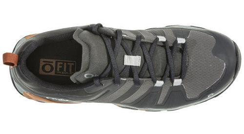 BLACK/COPPER ARETE LOW B-DRY - Perspective 3