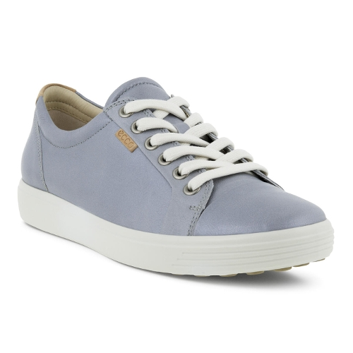 SILVER GREY METALLIC SOFT 7 SNEAKER