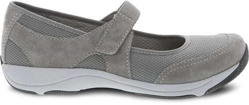 GREY SUEDE HENNIE - Perspective 2