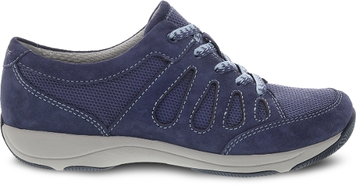 BLUE SUEDE HEATHER - Perspective 2