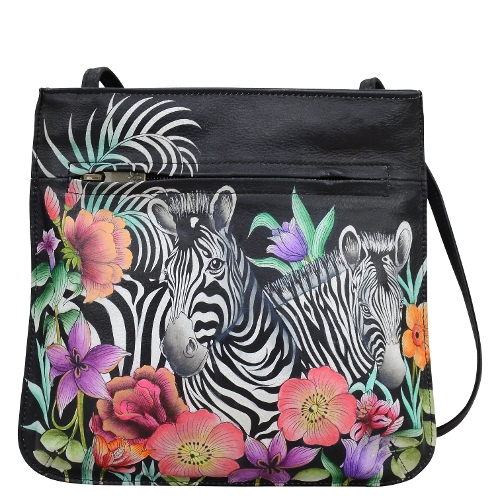 PLAYFUL ZEBRAS MINI X-BODY