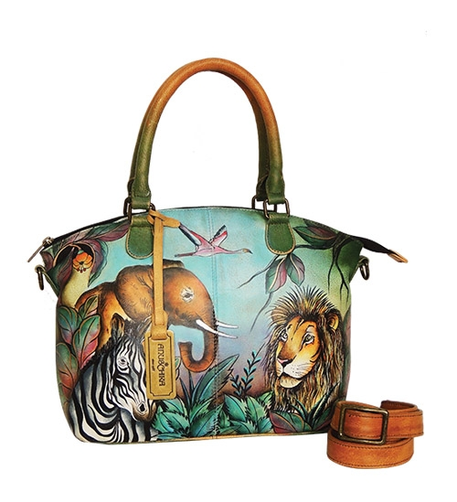 Picture of AFRICAN ADVENTU CONVER SATCHEL