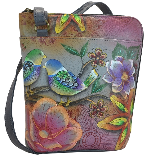 Picture of BLISSFUL BIRDS 2 SIDE ZIP TRAVEL