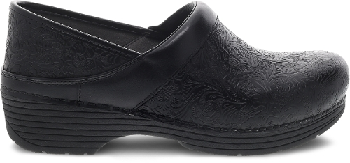 BLACK FLORAL TOOLED LT PRO - Perspective 2
