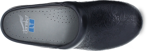 BLACK FLORAL TOOLED LT PRO - Perspective 3