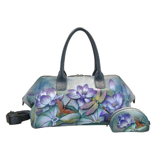 Picture of TRANQUIL POND WIDE CONVERT TOTE