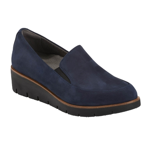 Picture of NAVY BLUE NUBUCK BERN
