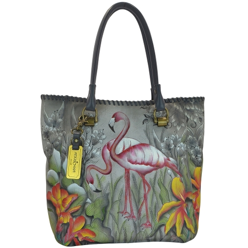 FLAMINGOS LARGE SHOPPER