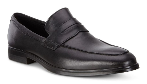 BLACK MELBOURNE LOAFER