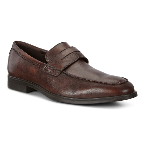Picture of COCOA BROWN MELBOURNE LOAFER