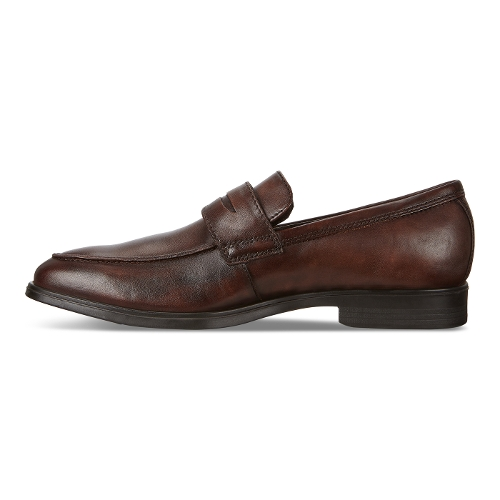 COCOA BROWN MELBOURNE LOAFER - Perspective 2