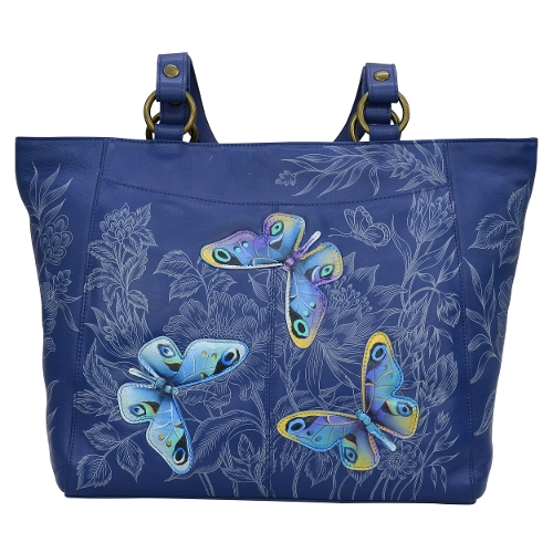 GARDEN OF DELIGHTS CLASSIC WORK TOTE
