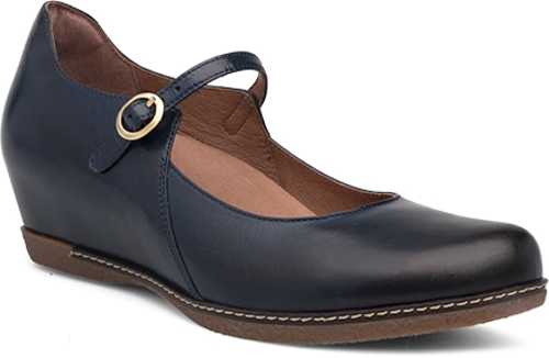 Picture of NAVY BURNISHED LORALIE