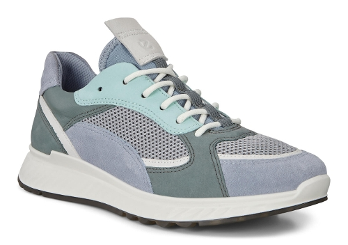 Picture of DUSTY BLUE / WHITE/ CONCRETE ST. 1 SNEAKER