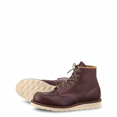 OXBLOOD CLASSIC MOC - Perspective 4
