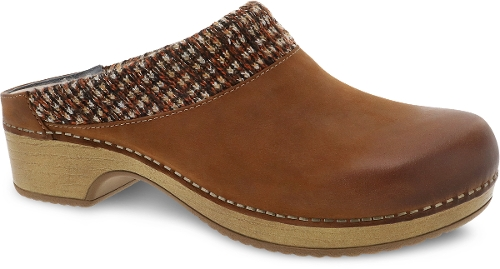TAN BURNISHED NUBUCK BEV