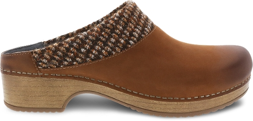 TAN BURNISHED NUBUCK BEV - Perspective 2