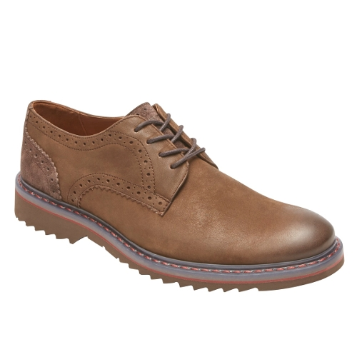 BROWN JAXSON PLAIN TOE