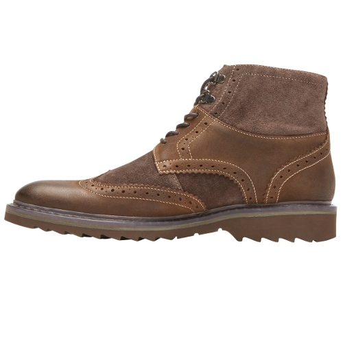 BROWN JAXSON WING BOOT - Perspective 2