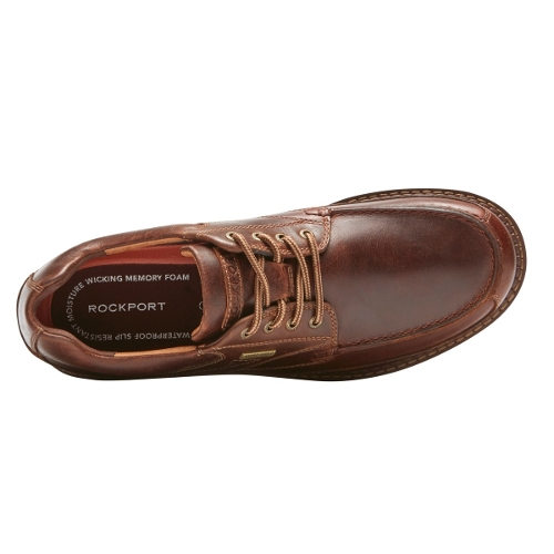 BROWN CENTRY MOC OX - Perspective 3