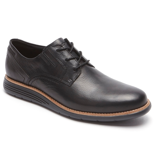 BLACK TMSD PLAIN TOE