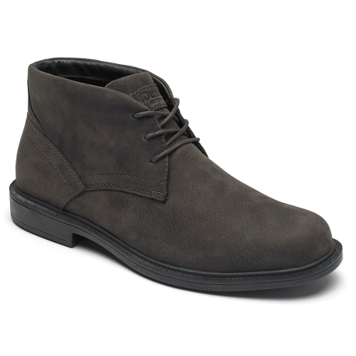 Picture of SMOKE NUBUCK JERICHO CHUKKA