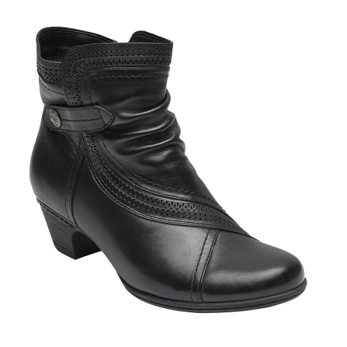 Picture of BLACK ABBOTT PANEL BOOT