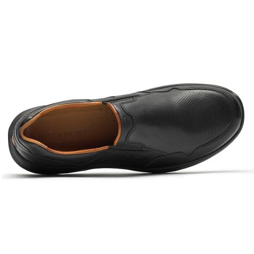 BLACK LETS WALK SLIP-ON - Perspective 3