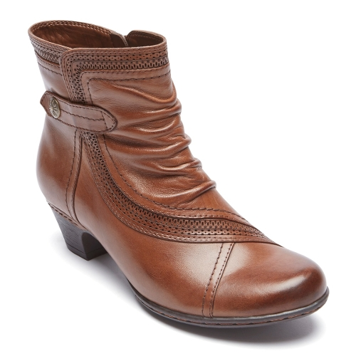 ALMOND ABBOTT PANEL BOOT