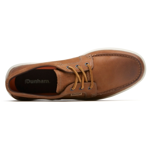 BROWN COLCHESTER MOC - Perspective 3