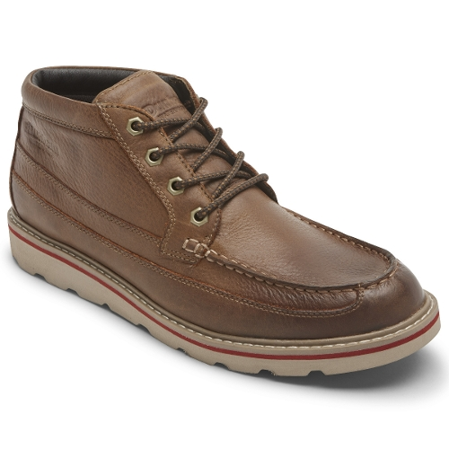 Picture of TAN COLT MOC BOOT